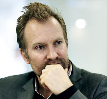 Filming Begins on David Koepp's Action-Comedy Mortdecai starring Ulrich Thomsen in a supporting role - 13756638_ori