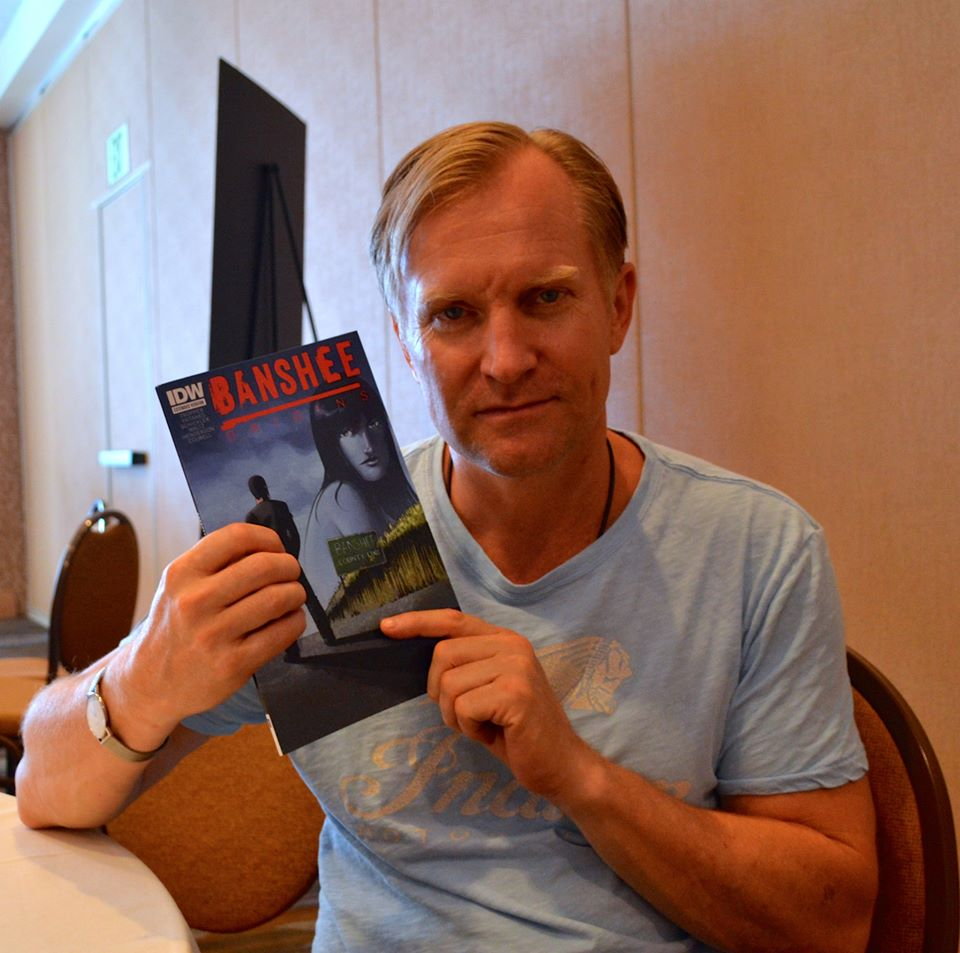 Star Ulrich Thomsen at  Ulrich Thomsen The Silence